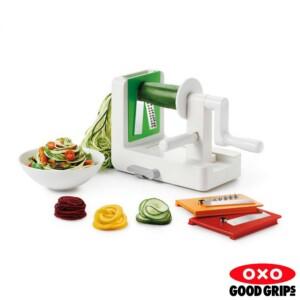 Espiralizador de Vegetais de Mesa Oxo Tabletop Spiralizer