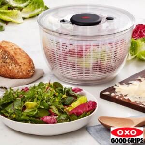 Lava e Seca Saladas Softworks Oxo 5 litros