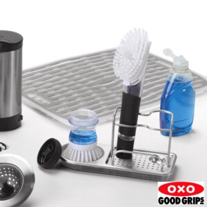 Organizador de Pia Oxo Softworks de Aço Inox