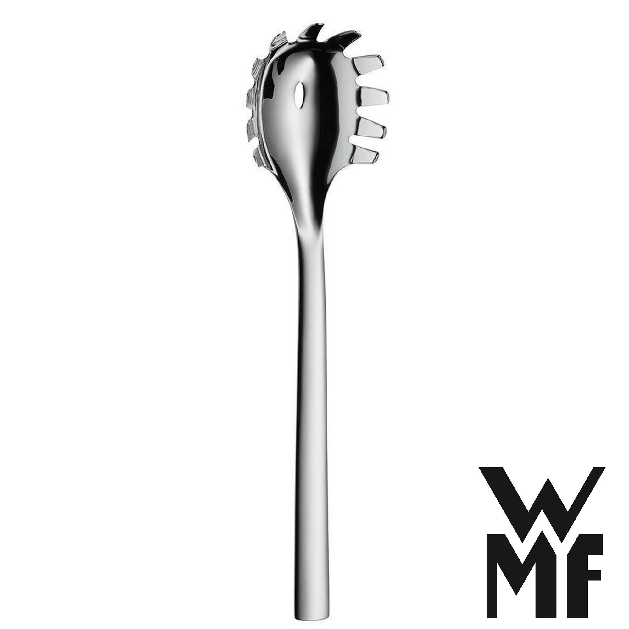 Pegador de Espaguete WMF Nuova 31cm de Aço Inox