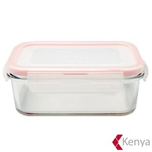 Pote Hermético Retangular 2 litros Kenya