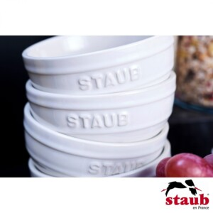 Bowl Branco 17cm Staub Ceramic
