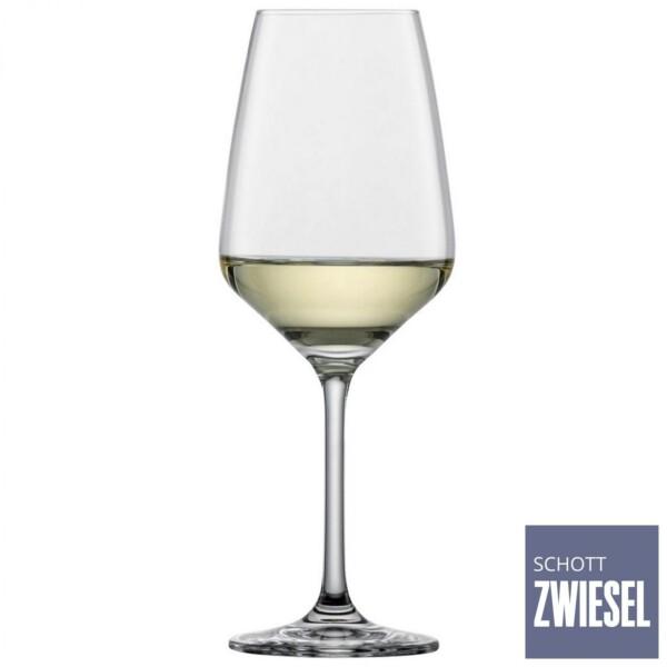Taça para Vinho Branco 356ml Schott Zwiesel Taste 6 Peças de Cristal