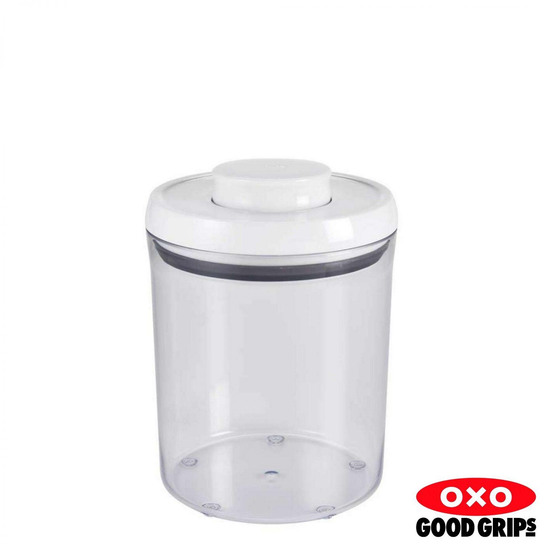 Pote Redondo 1,8 litro Oxo Pop com Fechamento Hermético