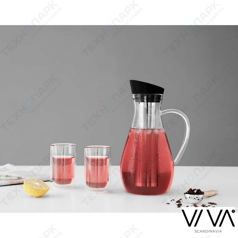Carafe com Infusor Viva Scandinavia Infusion 1,4 litro