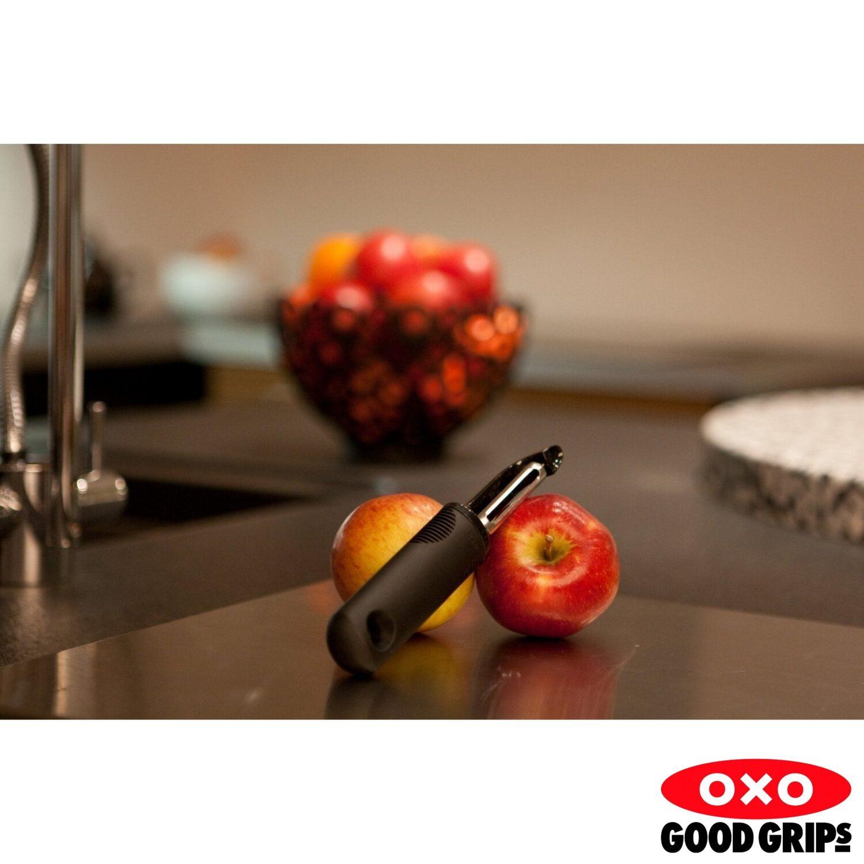 Descascador de Frutas e Legumes Oxo Good Grips com Lâmina Giratória 18cm
