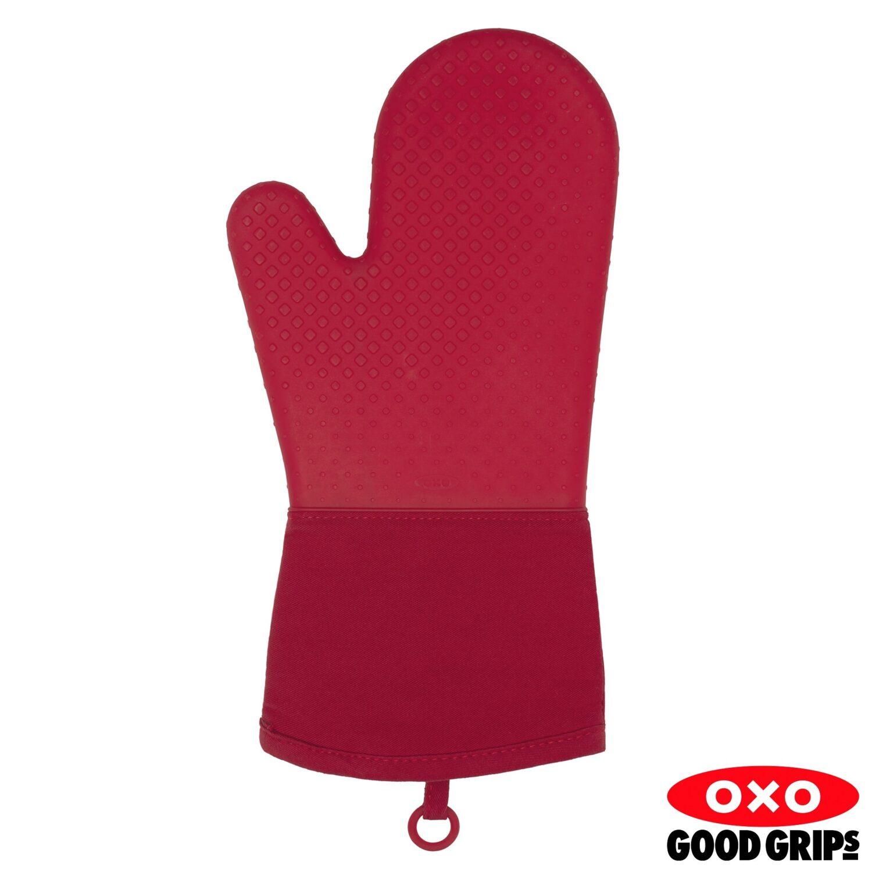 Luva Vermelha Oxo Good Grips para Forno de Silicone