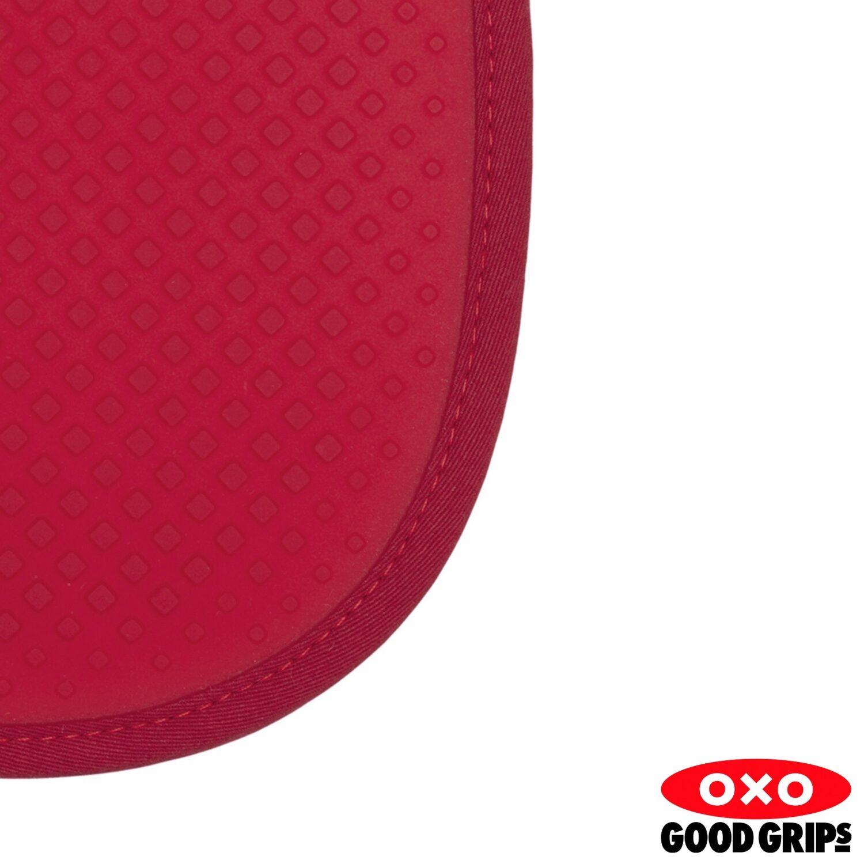 Protetor Vermelho Oxo Good Grips para Forno de Silicone