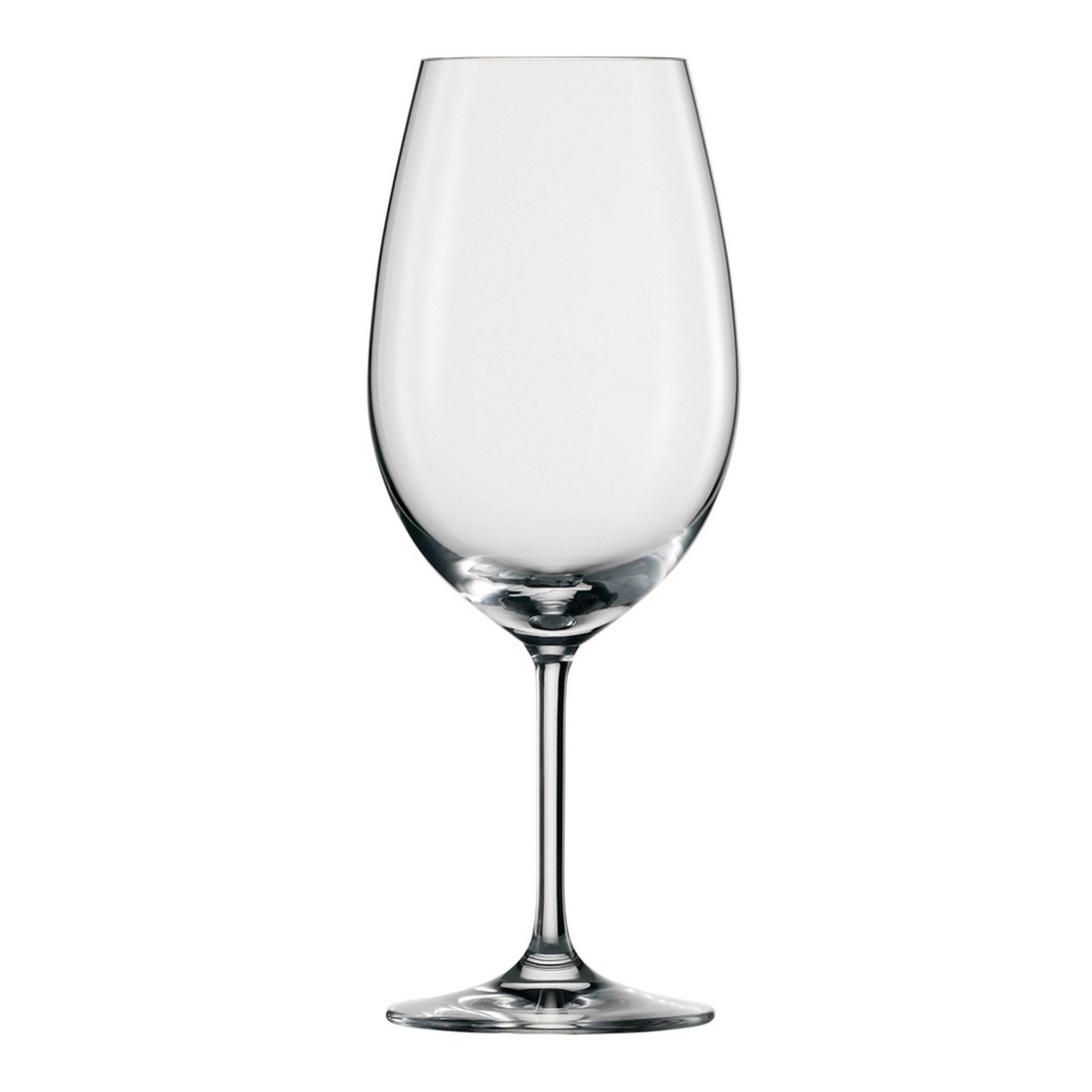 Taça para Bordeaux 633ml Schott Zwiesel Ivento 6 Peças de Cristal