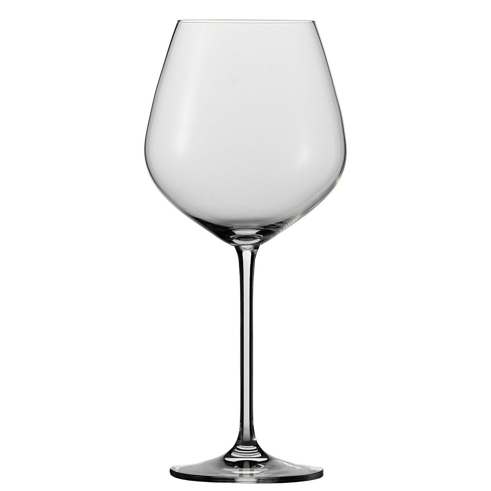Taça para Borgonha 335ml Schott Zwiesel Mondial 6 Peças de Cristal