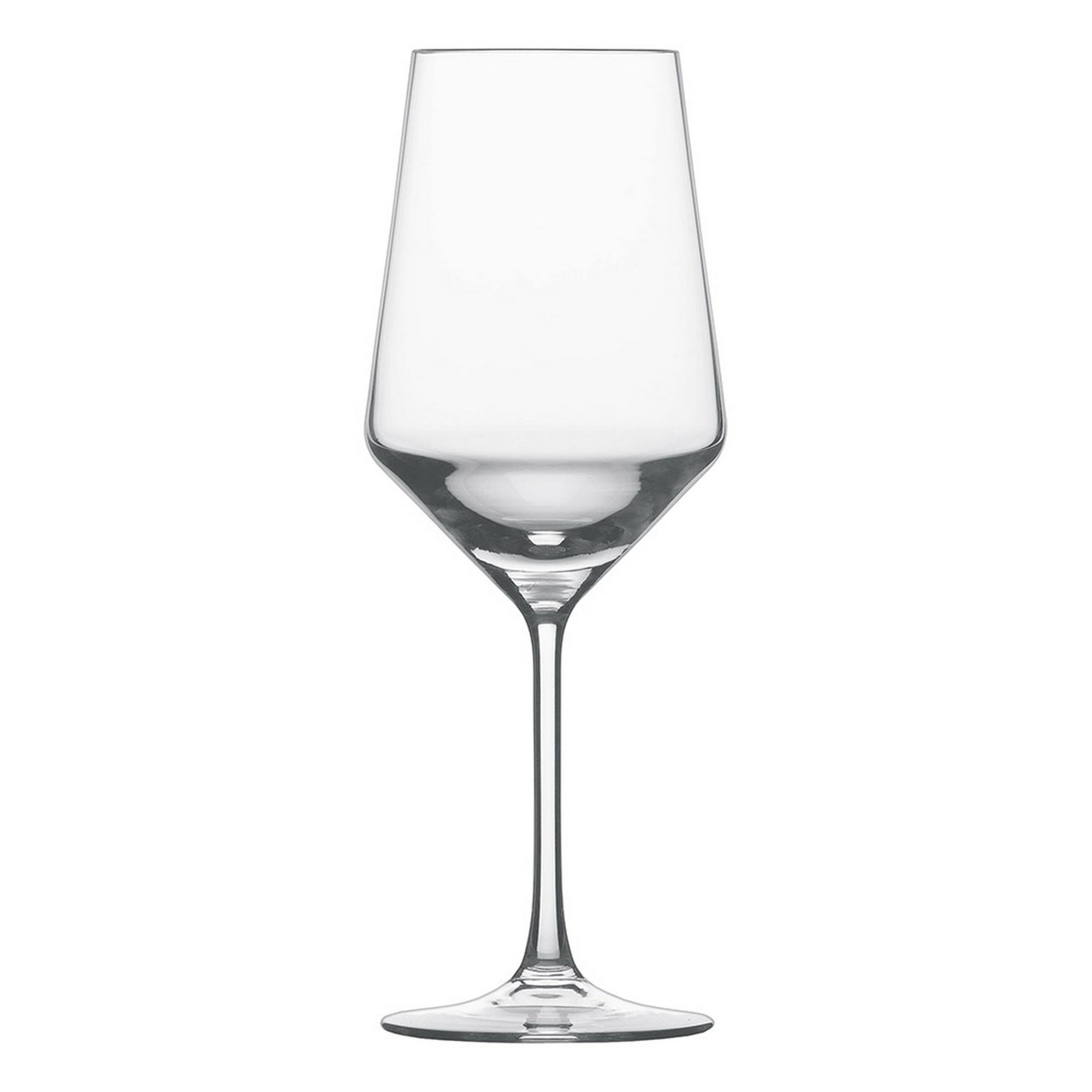 Taça para Vinho Tinto 550ml Schott Zwiesel Pure 6 Peças de Cristal