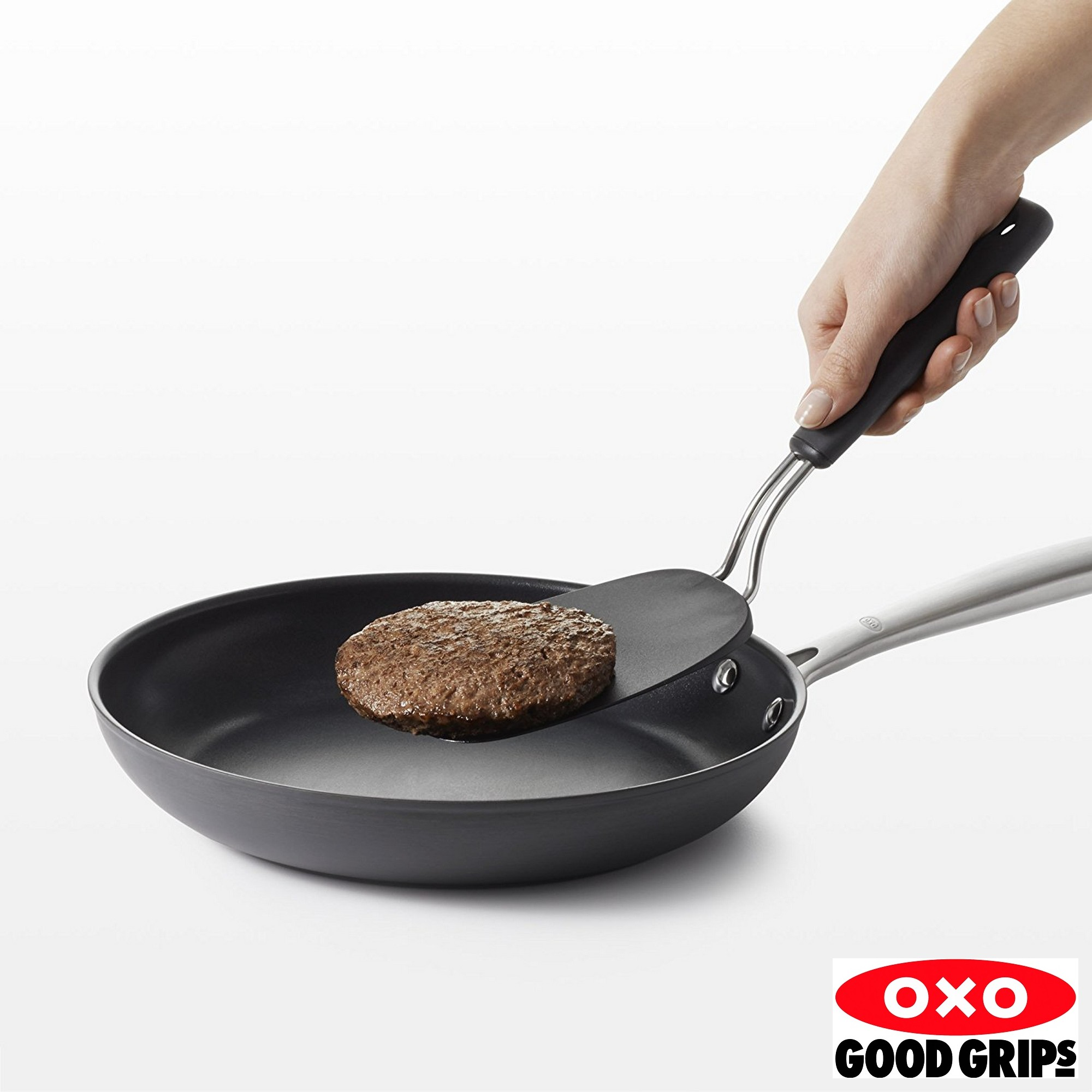 Espátula Flexível Grande Oxo Good Grips 34cm de Nylon