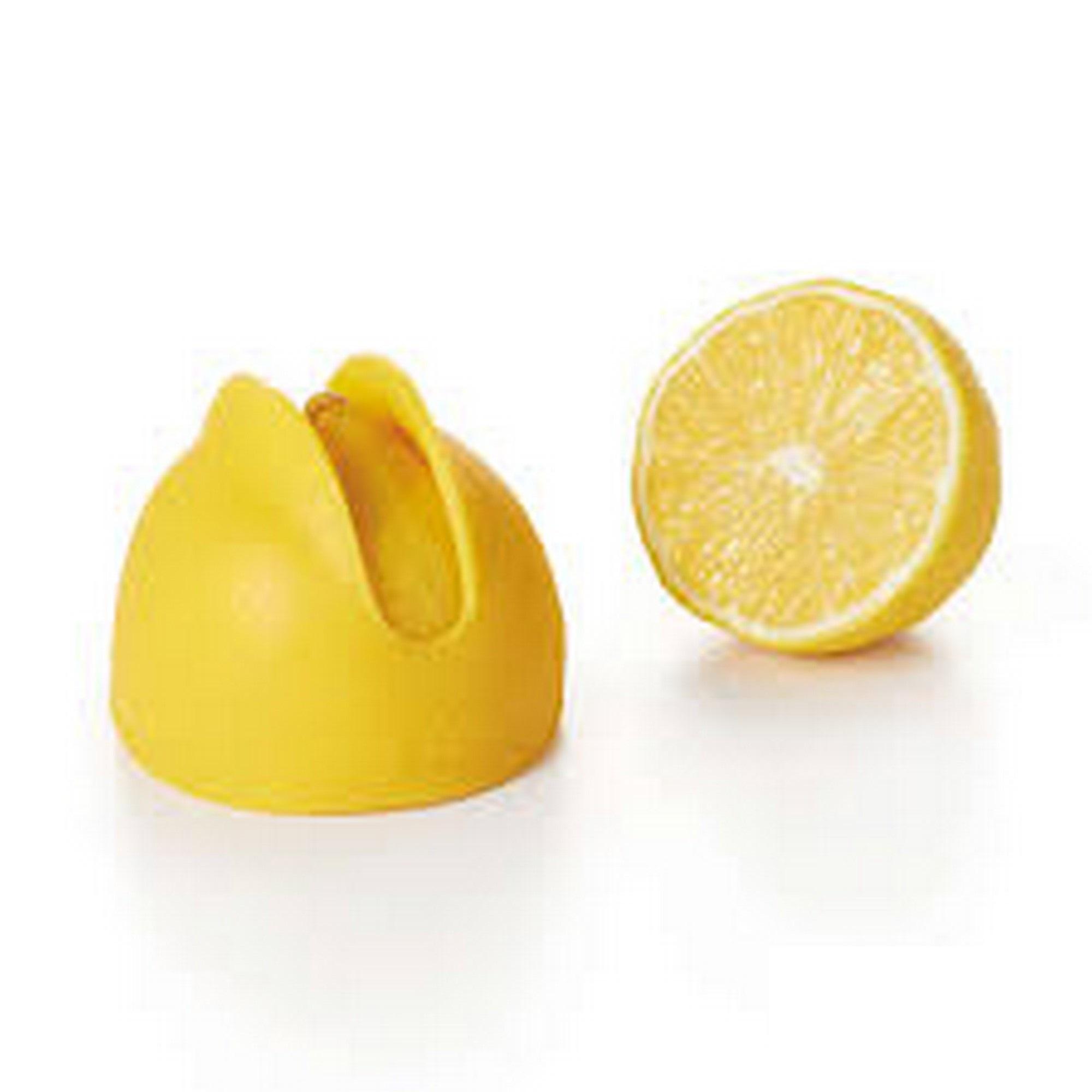 Espremedor de Limão Oxo Good Grips de Silicone Amarelo