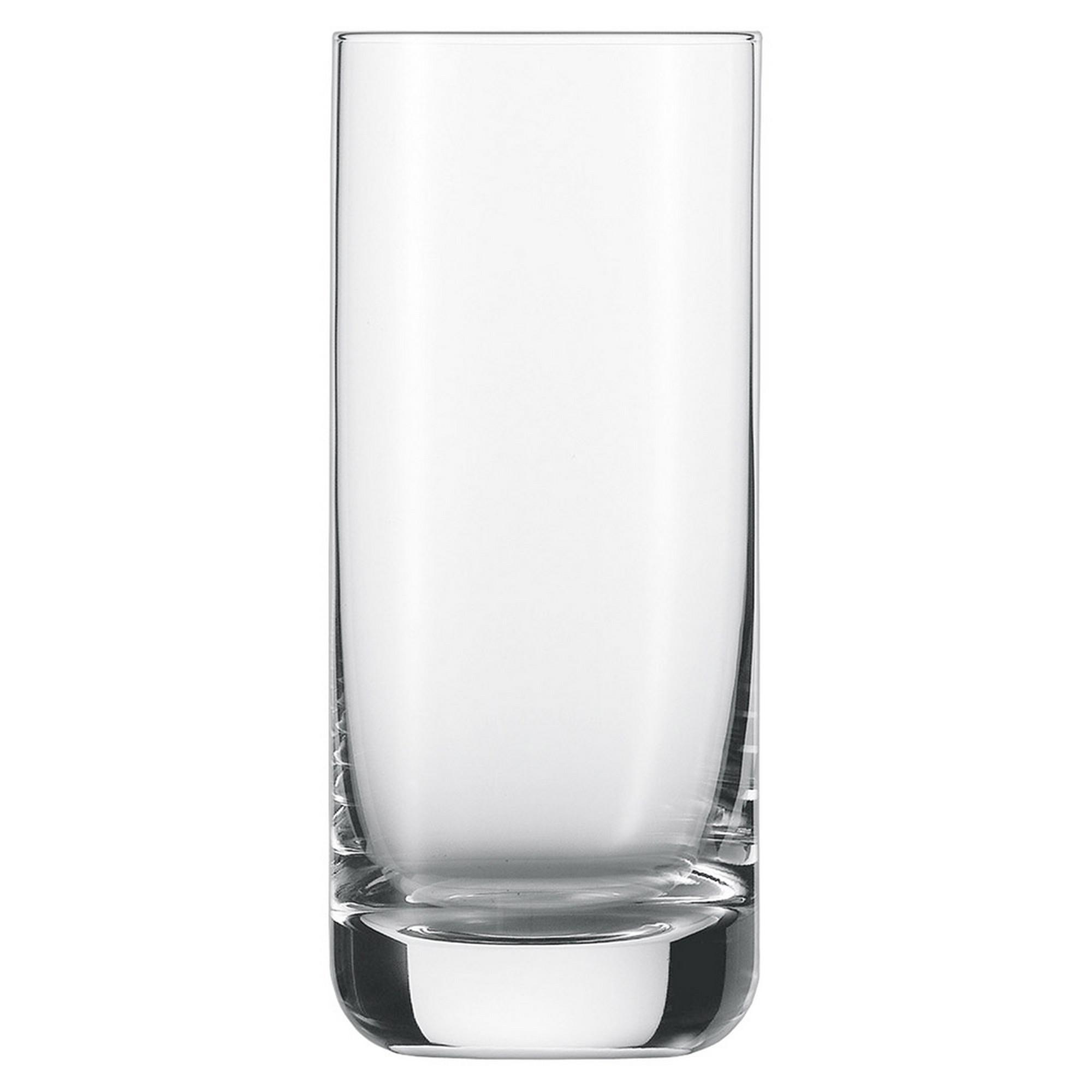 Copo Longdrink 370ml Schott Zwiesel Convention 6 Peças de Cristal