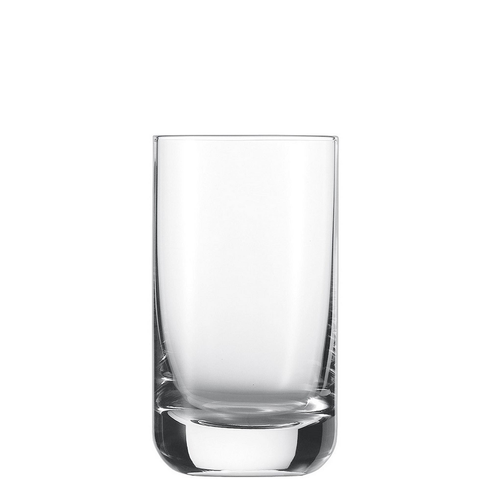 Copo para Água e Suco 255ml Schott Zwiesel Convention 6 Peças de Cristal