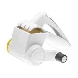 Ralador de Queijo Rotativo Zyliss Classic Branco
