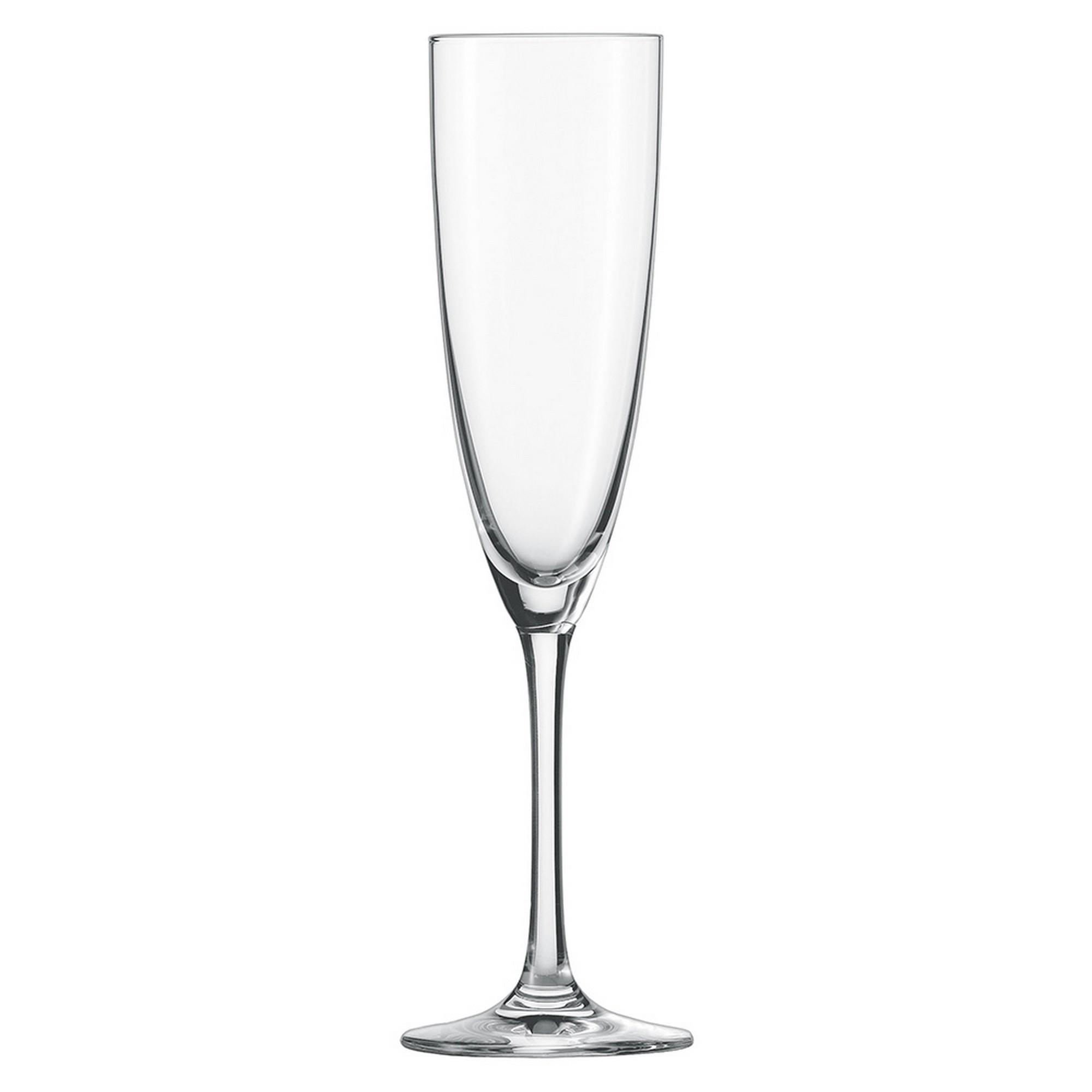 Taça para Champagne 210ml Schott Zwiesel Classico 6 Peças de Cristal