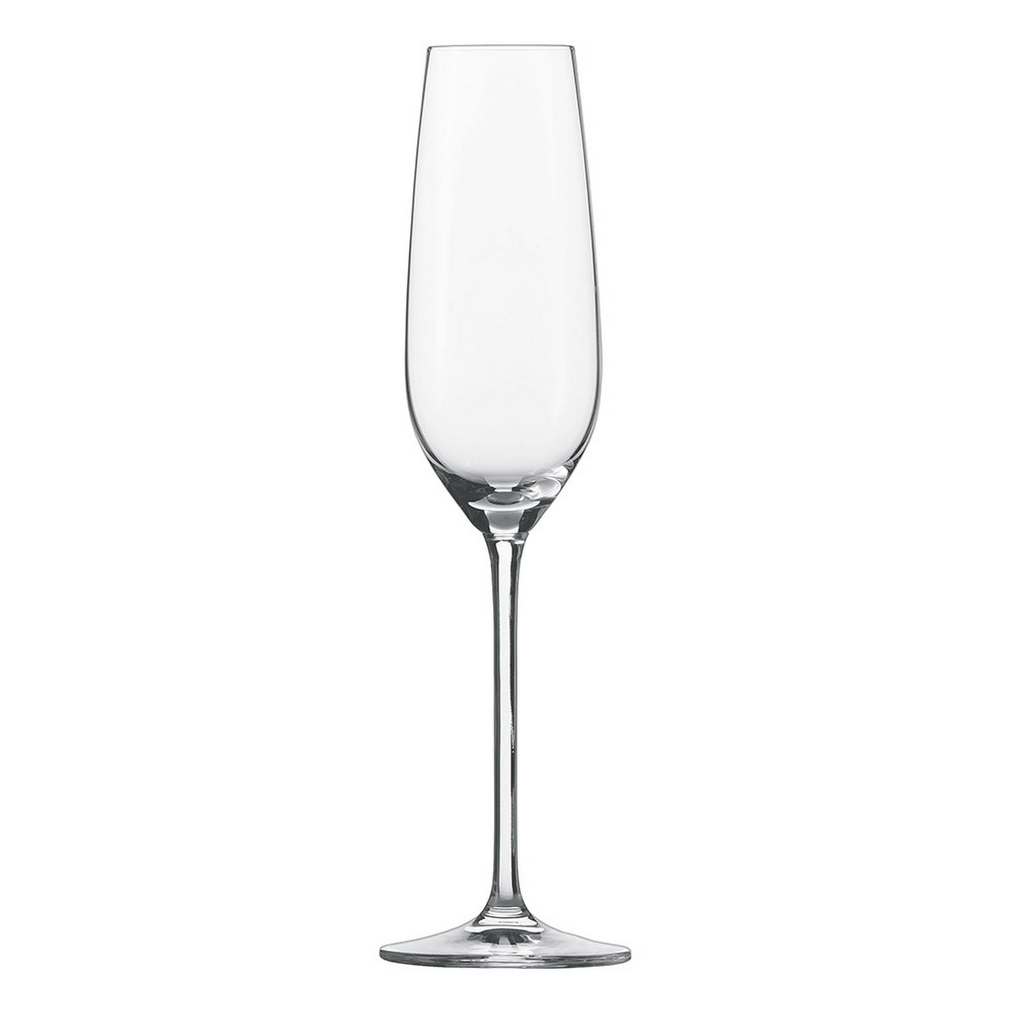 Taça para Champagne 240ml Schott Zwiesel Fortissimo 6 Peças de Cristal