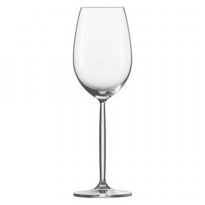 Taça para Vinho Branco 302ml Schott Zwiesel Diva 6 Peças de Cristal