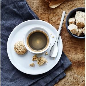 Colher para Café WMF Nuova 6 Peças de Aço Inox