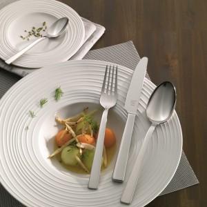 Faqueiro Zwilling Dinner 68 Peças de Aço Inox Alto Brilho