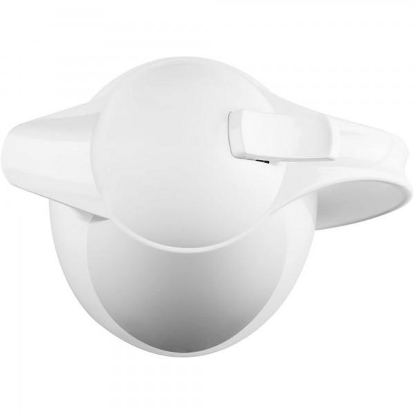 Garrafa Térmica Branca Emsa Aubergue Quick Tip 1 litro