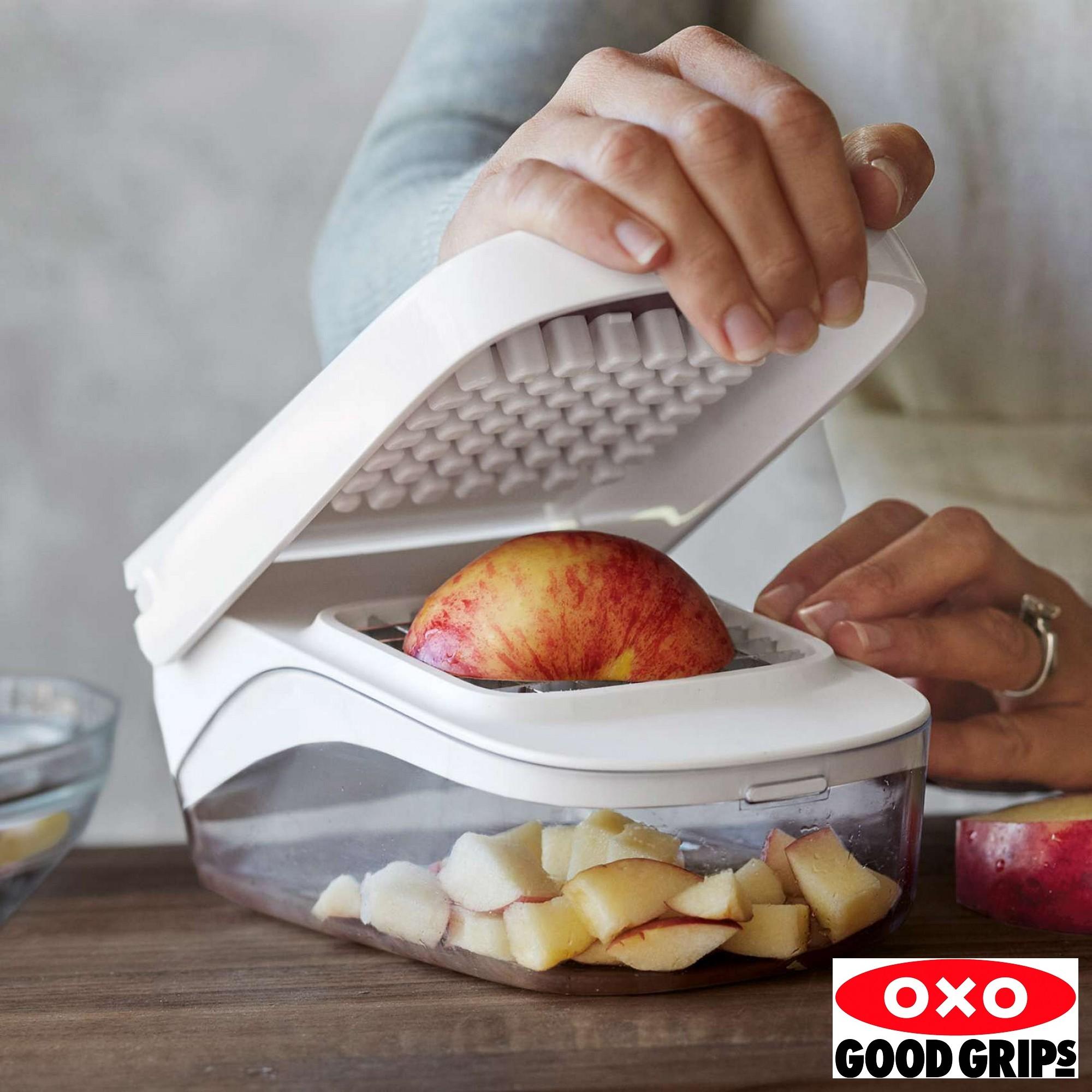 Picador de Vegetais com Dispenser Oxo 590ml