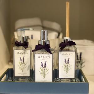 Difusor Lavanda Mameg 250ml com Varetas Perfumadoras