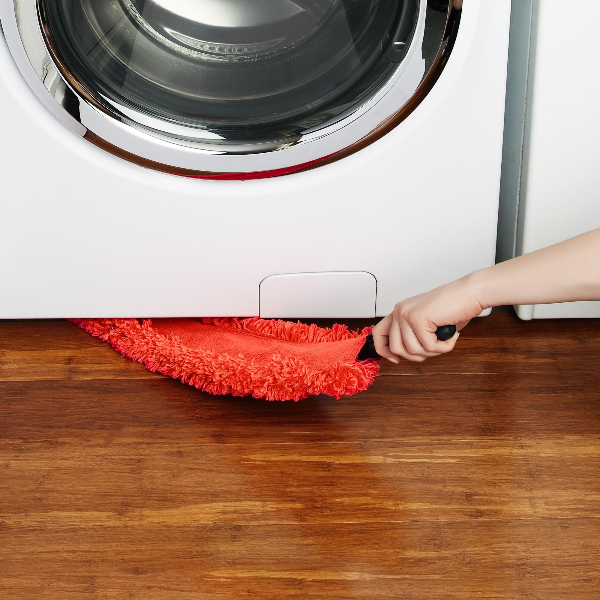 Escova para Frestas Oxo Good Grips de Microfibra Vermelha