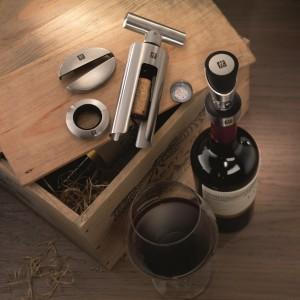 Kit para Vinho Zwilling Sommelier 4 Peças