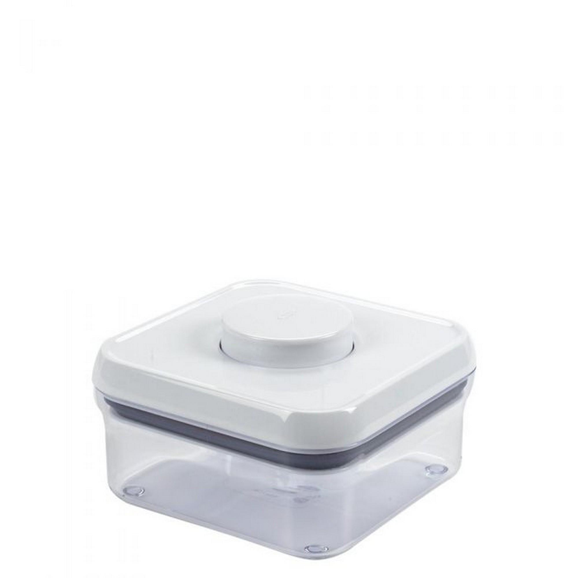 Pote Quadrado 1 litro Oxo Pop 2.0 com Fechamento Hermético