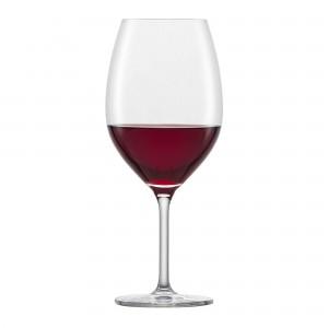 Taça para Bordeaux 600ml Schott Zwiesel Banquet 6 Peças de Cristal