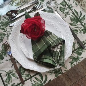 Prato de Sobremesa Wolff Alto Relevo Durable Porcelain Branco 19cm 6 Peças de Porcelana